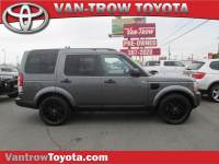 Used 2013 Land Rover LR4 HSE SUV