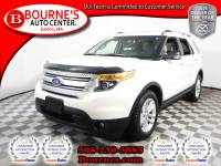 2015 Ford Explorer 4WD XLT w/ Leather,Sunroof,Heated Front Seats, Rear Entertainment System, And Backup Camera.