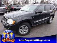 2006 Jeep Grand Cherokee Limited SUV 4WD