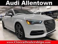 Used 2016 Audi S3 2.0T Premium Plus For Sale in Allentown, PA