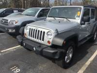 2012 Jeep Wrangler Unlimited Sport Convertible in Franklin, TN