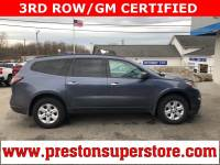 Certified Used 2014 Chevrolet Traverse LS SUV in Burton, OH
