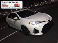 Certified Pre-Owned 2017 Toyota Corolla SE Sedan Front-wheel Drive in Avondale, AZ