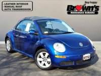 2007 Volkswagen Beetle 2.5L Automatic