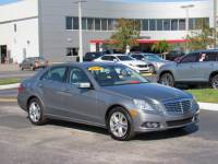 Pre-Owned 2010 Mercedes-Benz E-Class 4dr Sdn E 350 Luxury RWD RWD