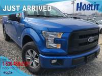 2016 Ford F-150 XL Sport Extended Cab 4x4 EcoBoost