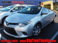Certified Pre Owned 2016 Toyota Corolla LE LE Sedan for Sale in Chandler and Phoenix Metro Area
