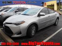 Certified Pre Owned 2017 Toyota Corolla LE LE Sedan for Sale in Chandler and Phoenix Metro Area