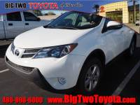 Used 2014 Toyota RAV4 XLE XLE SUV in Chandler, Serving the Phoenix Metro Area