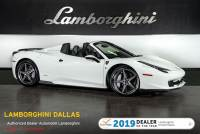 Used 2014 Ferrari 458 Italia For Sale Richardson,TX | Stock# L1161 VIN: ZFF68NHA0E0197046