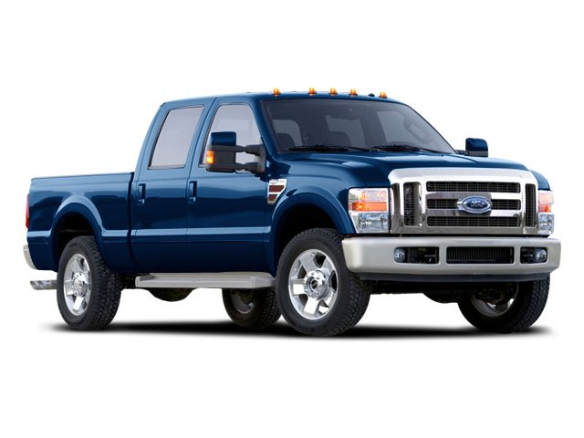 Photo Pre-Owned 2008 Ford Super Duty F-350 SRW Fx4 Pickup 6 34 Ft Crew Cab Pickup 4WD