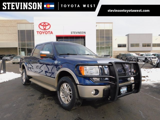 Photo Used 2009 Ford F-150 King Ranch Pickup