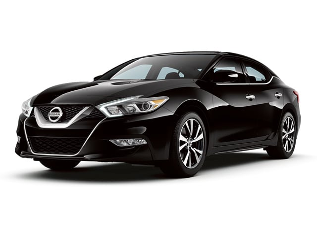 Photo Used 2016 Nissan Maxima 3.5 SL W NAVIGATION MOON ROOF ACTIVE CRUISE