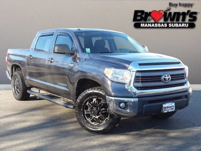 Photo 2015 Toyota Tundra SR5 With TSS OFF Road Package 6-Speed Automatic Electronic with Overdrive