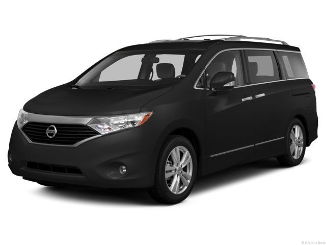 Photo Used 2013 Nissan Quest 3.5 SV MinivanVan For Sale in Asheville, NC
