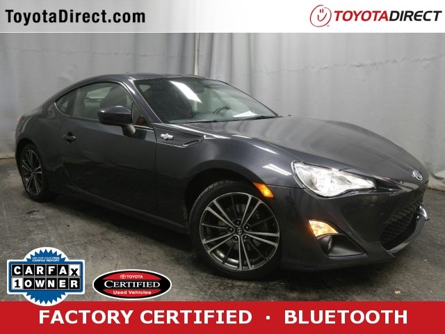 Photo 2015 Scion FR-S Base Coupe Rear-wheel Drive