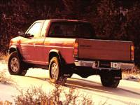 Used 1995 Nissan Trucks 2WD