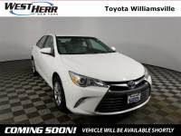 2016 Toyota Camry LE Sedan For Sale - Serving Amherst