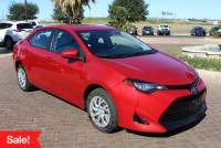 Certified 2017 Toyota Corolla LE W/Back UP CAM Sedan For Sale