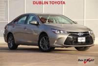 Used 2017 Toyota Camry SE Sedan in Dublin, CA