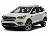 2018 Ford Escape Titanium 4WD SUV 4 Cyl.