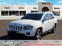 Certified Used 2016 Jeep Compass High Altitude Edition 4WD High Altitude Edition For Sale | Hempstead, Long Island, NY
