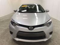 Used 2016 Toyota Corolla Sedan in Toledo