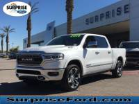 Used 2019 Ram 1500 Limited Truck Crew Cab V-8 cyl For Sale in Surprise Arizona