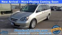 Pre-Owned 2006 Honda Odyssey Touring FWD 4D Passenger Van