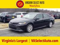 Used 2018 Toyota Camry LE Sedan for sale in Amherst, VA