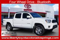 Certified 2015 Toyota Tacoma TRD Pro TRD Pro 4WD Double Cab V6 AT For Sale in Colorado Springs