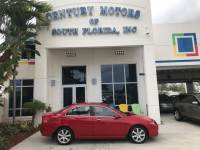 2005 Acura TSX 1 Owner Clean CarFax NAV CD Changer Heated Leather Seats