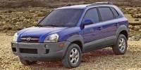 2005 Hyundai Tucson GL SUV
