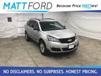2015 Chevrolet Traverse LS Kansas City MO 27704002