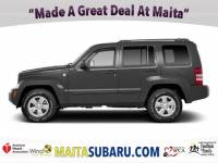 Used 2012 Jeep Liberty Sport Available in Sacramento CA