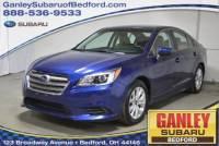 2017 Subaru Legacy 2.5i For Sale Near Cleveland