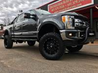 2017 Ford F-250 SD XLT CREW CAB SHORT BED 4WD CUSTOM LIFTED