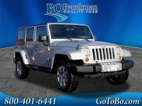 2012 Jeep Wrangler Unlimited Sahara SUV near St. Louis, MO
