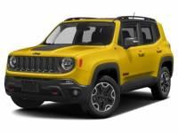 Certified 2017 Jeep Renegade Trailhawk 4x4 SUV in Greensboro NC