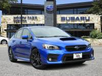 Certified Pre-Owned 2018 Subaru WRX Limited with in San Antonio, TX
