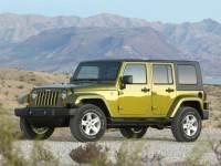 2007 Jeep Wrangler Unlimited Rubicon