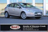Pre-Owned 2017 Ford Focus Electric Hatch