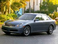 Pre-Owned 2006 INFINITI G35 X AWD