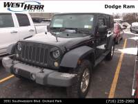 2010 Jeep Wrangler Unlimited Unlimited Sport SUV