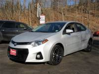 2016 Toyota Corolla S Plus Sedan Front-wheel Drive