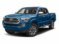 Pre-Owned 2017 Toyota Tacoma Limited Double Cab 5' Bed V6 4x4 AT Short Bed