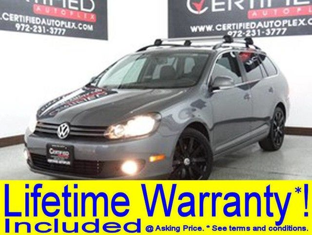 Photo 2014 Volkswagen Jetta SportWagen TDI PANORAMIC ROOF HEATED LEATHER SEATS ROOF LUGGAGE RACK CRUISE CONTROL P
