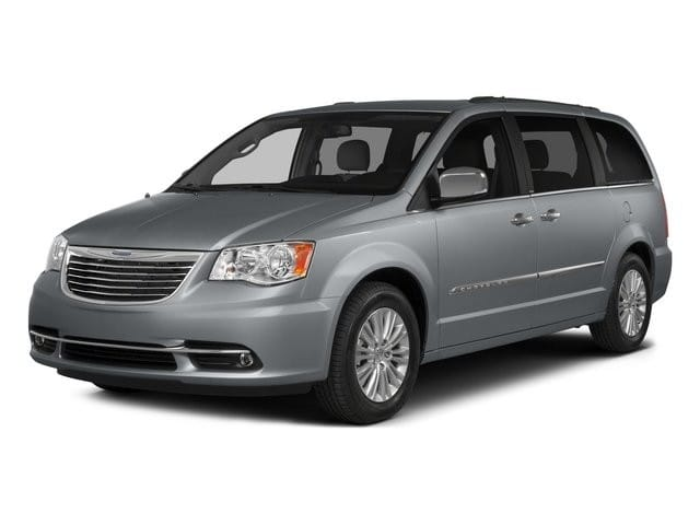 Photo Certified Used 2015 Chrysler Town  Country 4dr Wgn Limited Platinum MinivanVan For Sale NearAnderson, Greenville, Seneca SC
