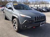 Used 2014 Jeep Cherokee Trailhawk Sport Utility
