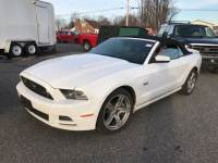 2014 Ford Mustang GT Convertible Rear-wheel Drive